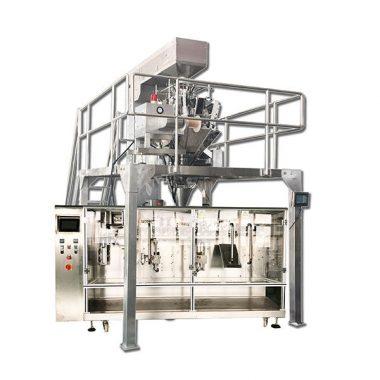 machine d'emballage granulaire pré-faite horizontale automatique