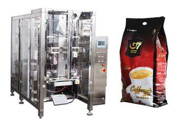 machine de remplissage volumétrique de tasse d'emballage de machine de conditionnement de sac de joint automatique