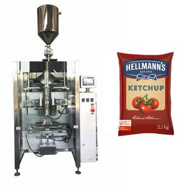 Conditionneuse de sauces ketchup 500g-2kg